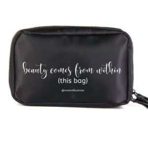 BEAUTY WITHIN BAG